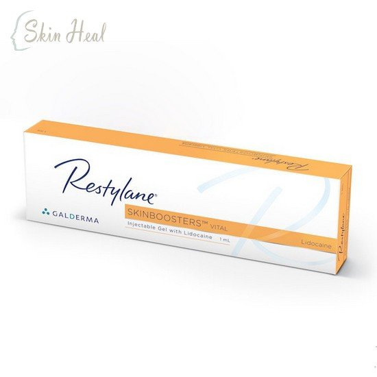 Restylane Skinboosters Vital Lidocaine