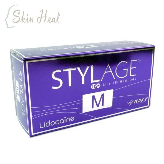 Stylage M Lidcaine