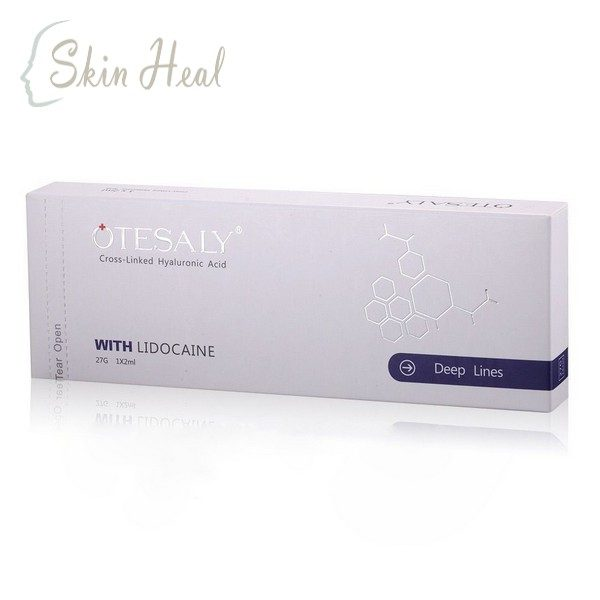 Otesaly Deep Lines with Lidocaine